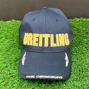 Breitling Navy Baseball Cap. Adjustable